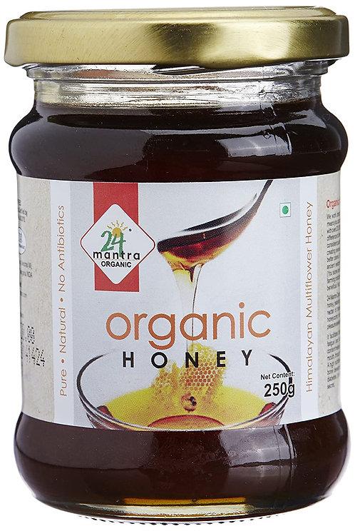 24 Mantra Honey 250g