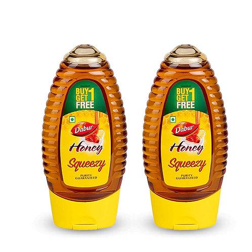 Dabur Honey Squeezy 225g