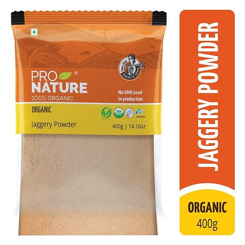 Pro Org Jaggery Powder 400g