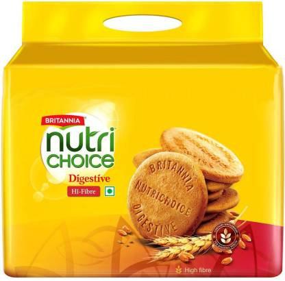 Britannia Nutri Choice Digestive Biscuits 1kg