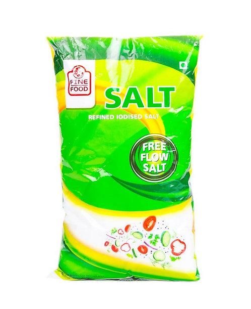 Fine Life Free Flow salt 1kg