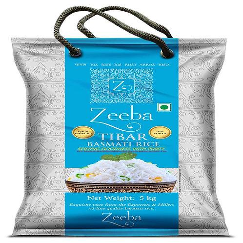 Zeeba Tibar Rice 5kg