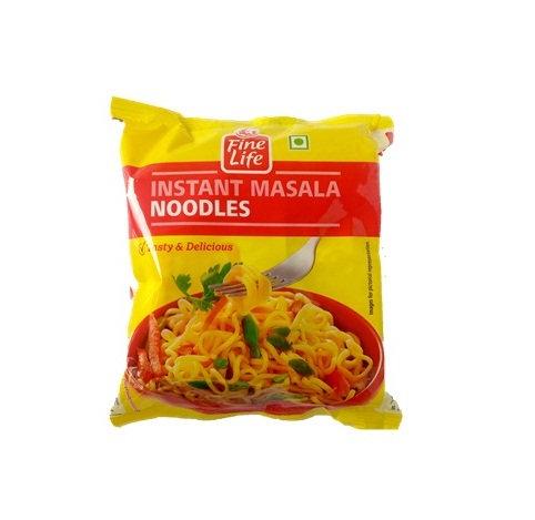 Fine Life Instant Masala Noodles 40g (Pack of 4)