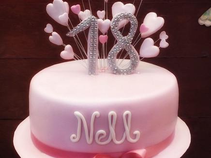 18. Geburtstag - Nell