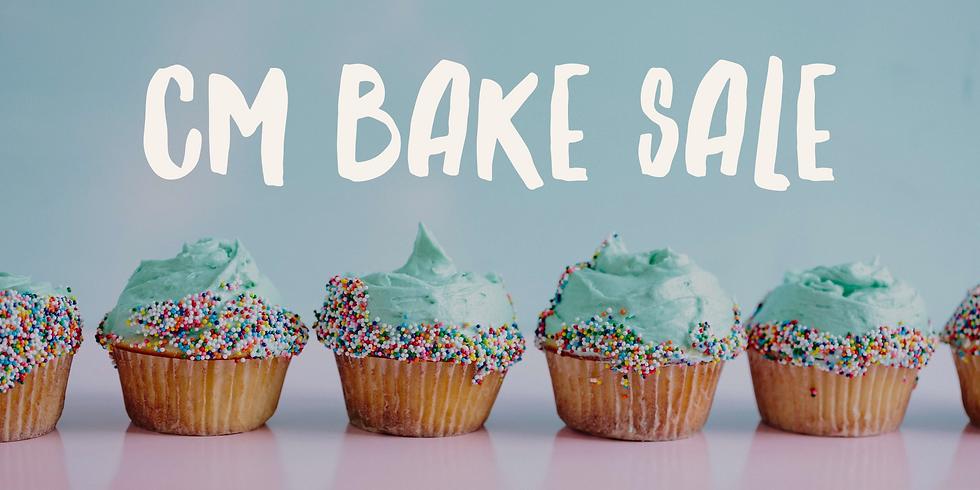 CM Bake Sale