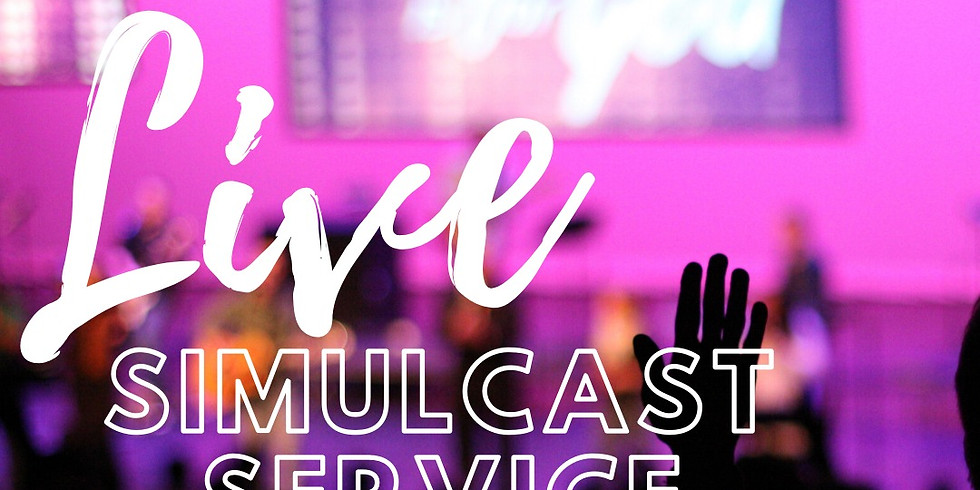 LIVE Simulcast Service