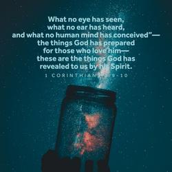 Spirit Verses 17