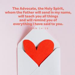 Spirit Verses 26