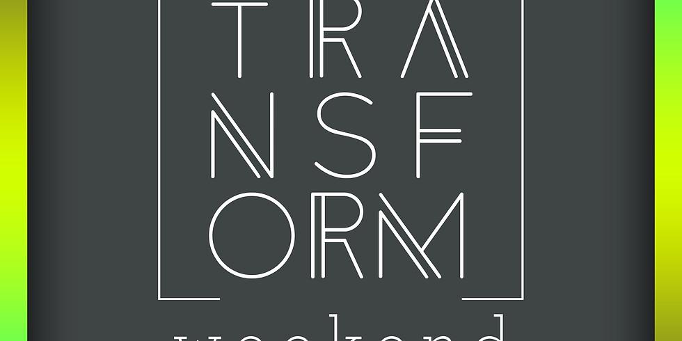 NHS Transform Weekend 2020