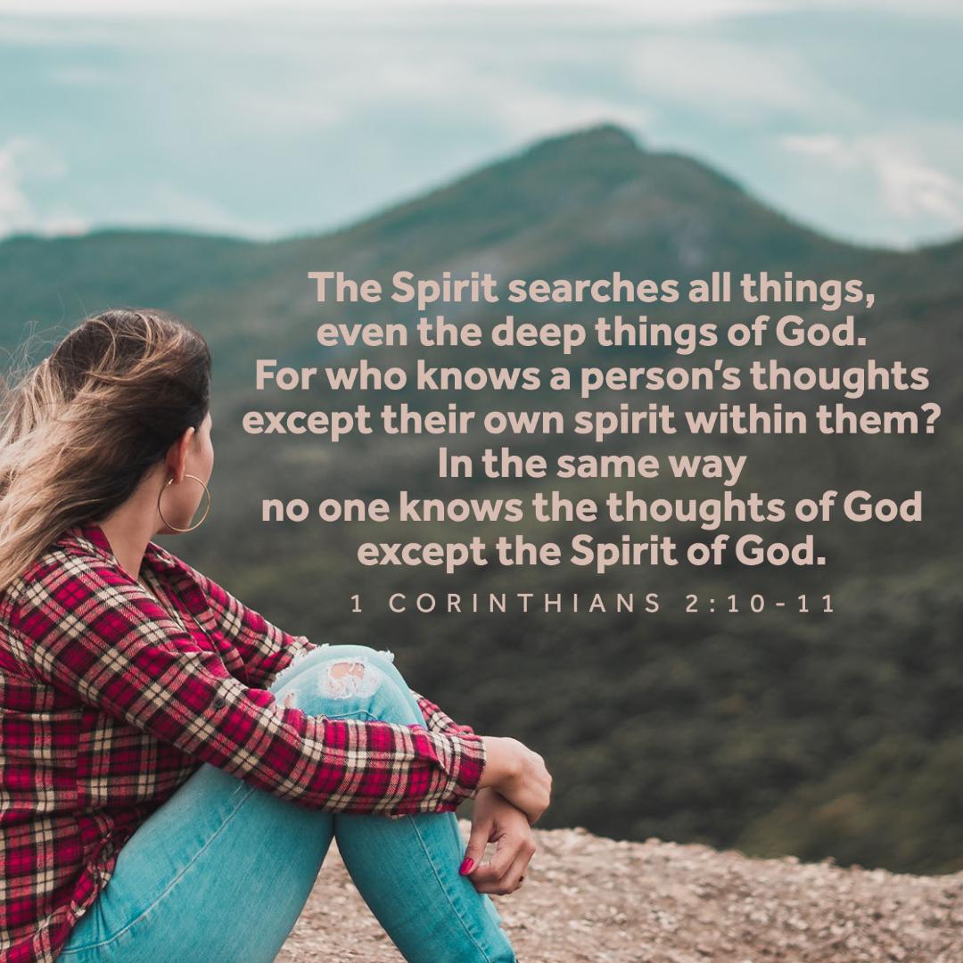 Spirit Verses 18