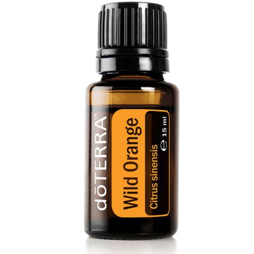 Doterra Wild Orange Oil