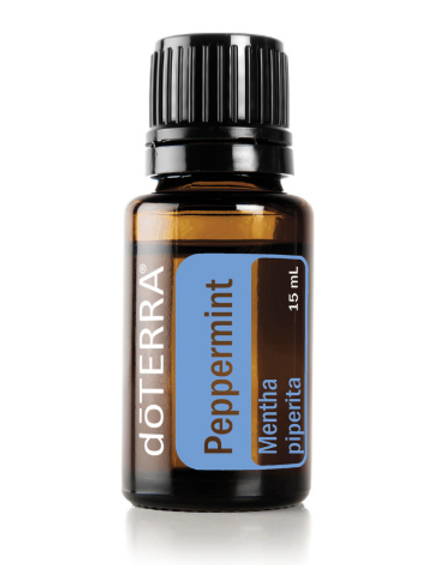 Doterra Peppermint Oil (mentha piperita)
