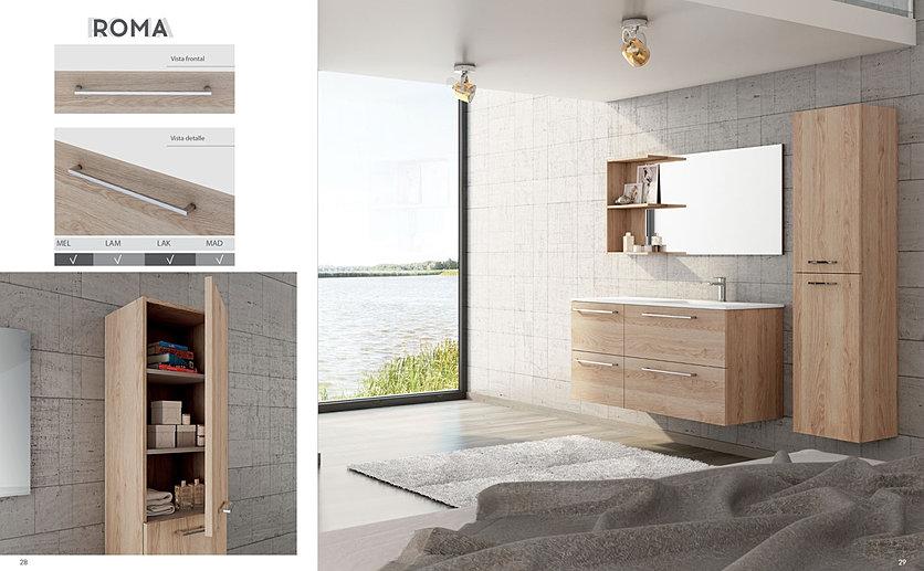 Fabrica de mueble de ba o a medida roma - Fabrica muebles bano ...