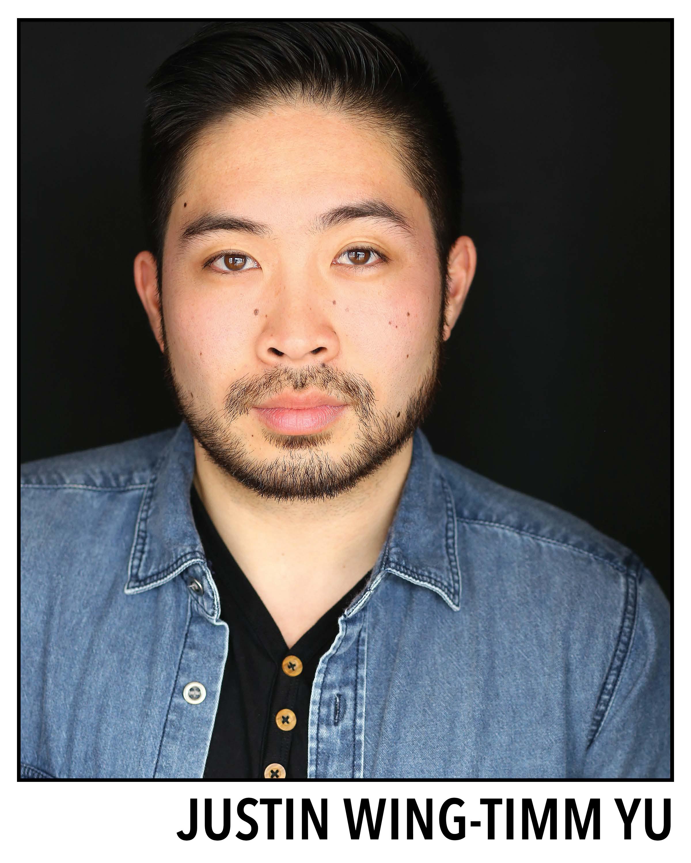 [Headshot] Justin Wing-Timm Yu - Scruff.