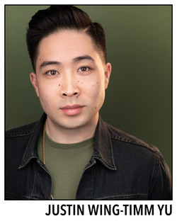 [Headshot] Justin Wing-Timm Yu - Green
