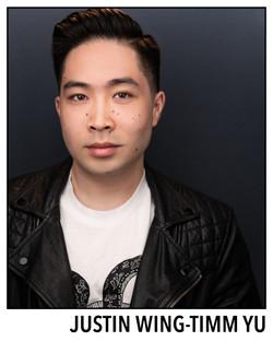 [Headshot] Justin Wing-Timm Yu - Leather