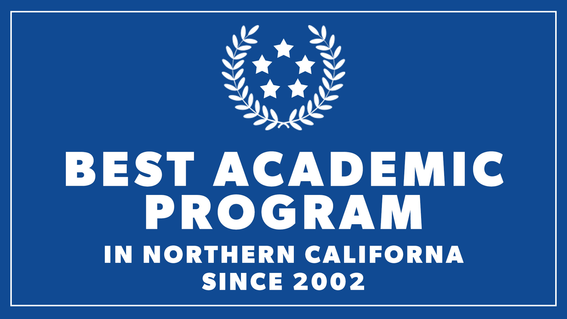 Best Academic Program