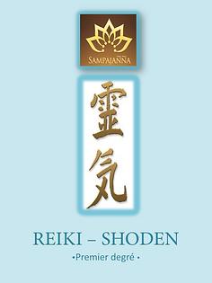 Reiki Shoden
