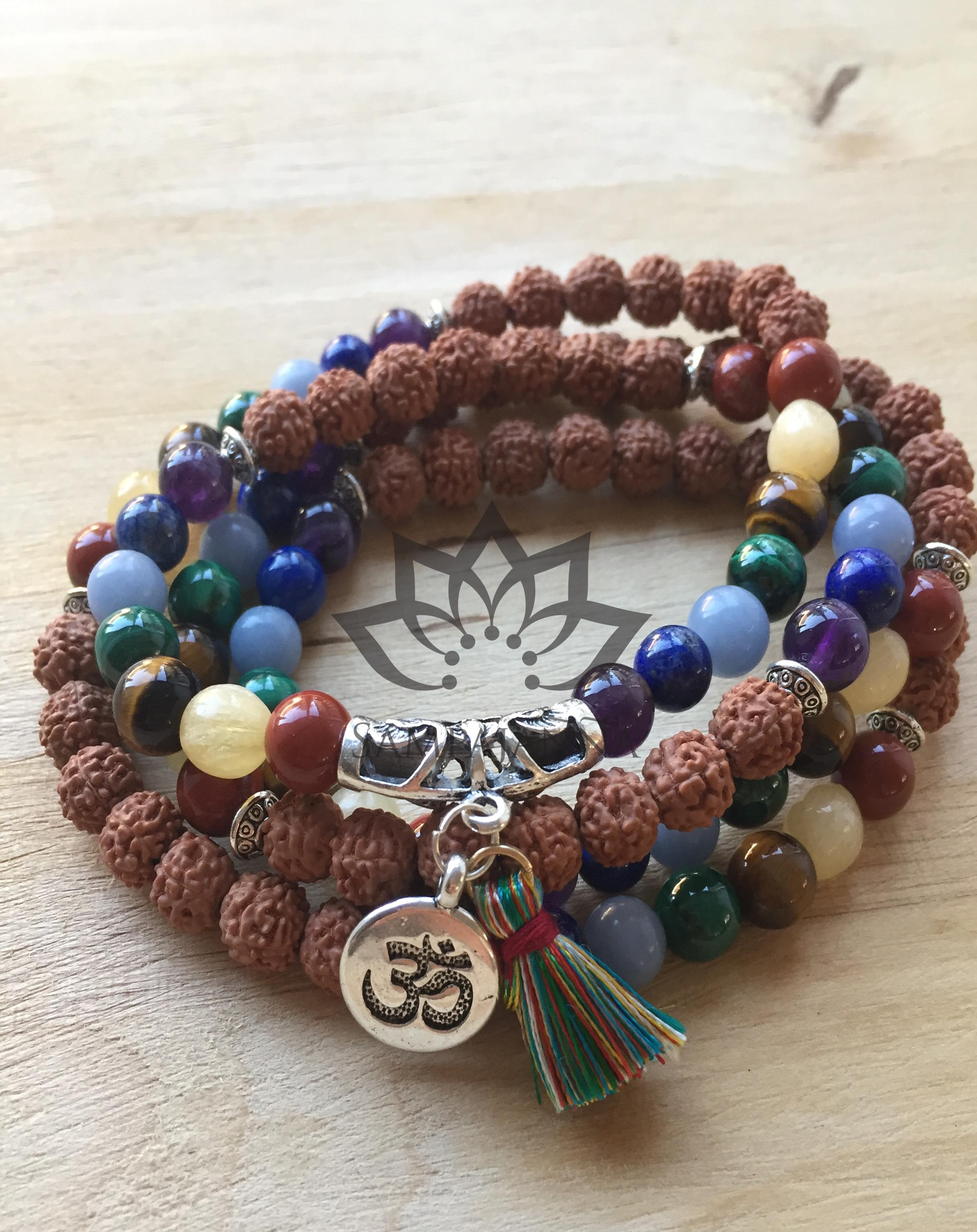 Mala Healing 7 chakras