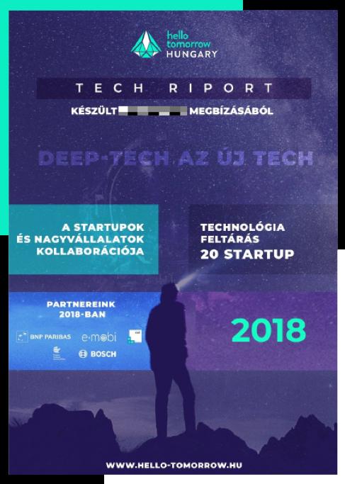Hello Tomorrow Hungary - Tech Report
