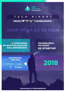 Hello Tomorrow Hungary - Tech Report