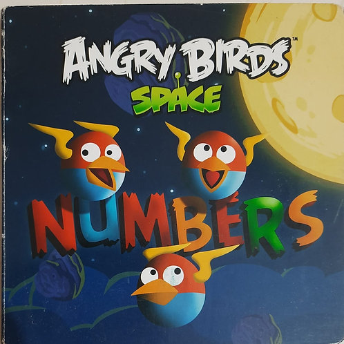 Angry Birds in space - Learning numbers and counting