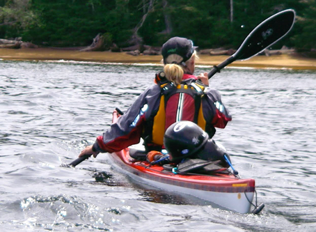10 LESSONS I LEARNED FROM PADDLING TO ALASKA