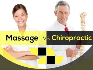 Massage Therapy v Chiropractic - do they work together?