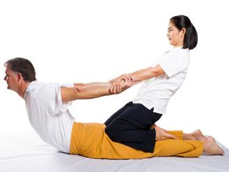 Top three Thai massage myths - busted!