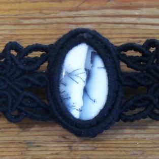Bracelet Agate Dendritique 33€