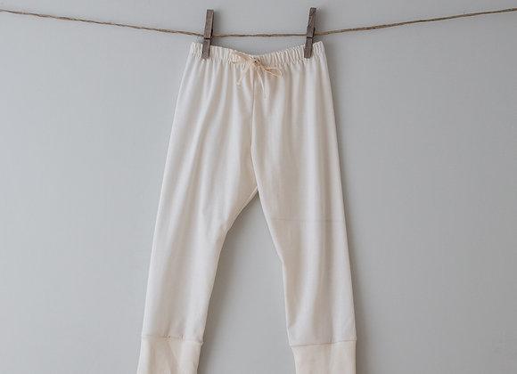 NONO PANTS - WHITE