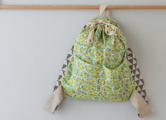BABAG T - FLORAL YELLOW