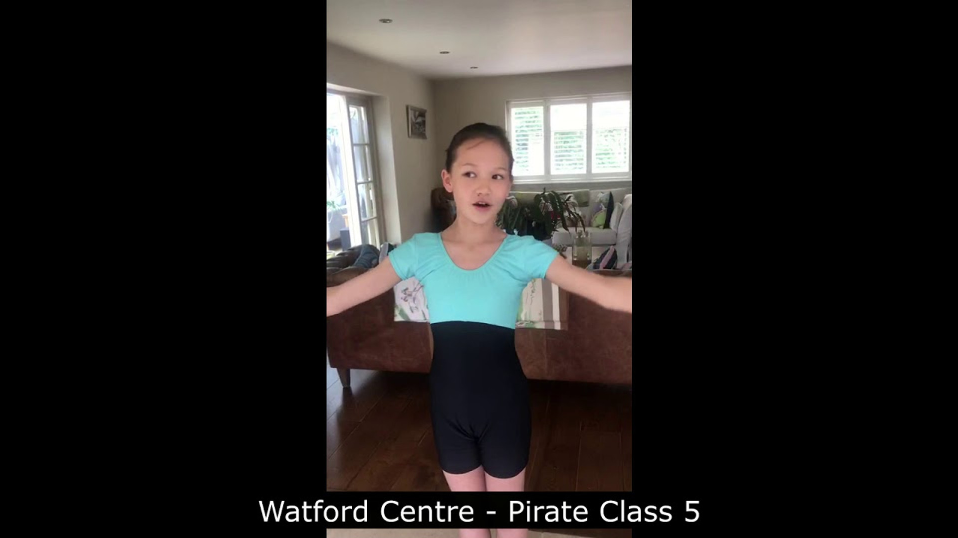 Mei - Watford Pirate Class Level 5