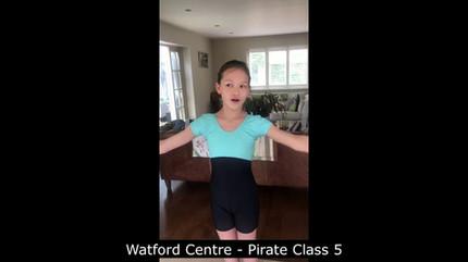 Mei - Watford Pirate Class Level 5