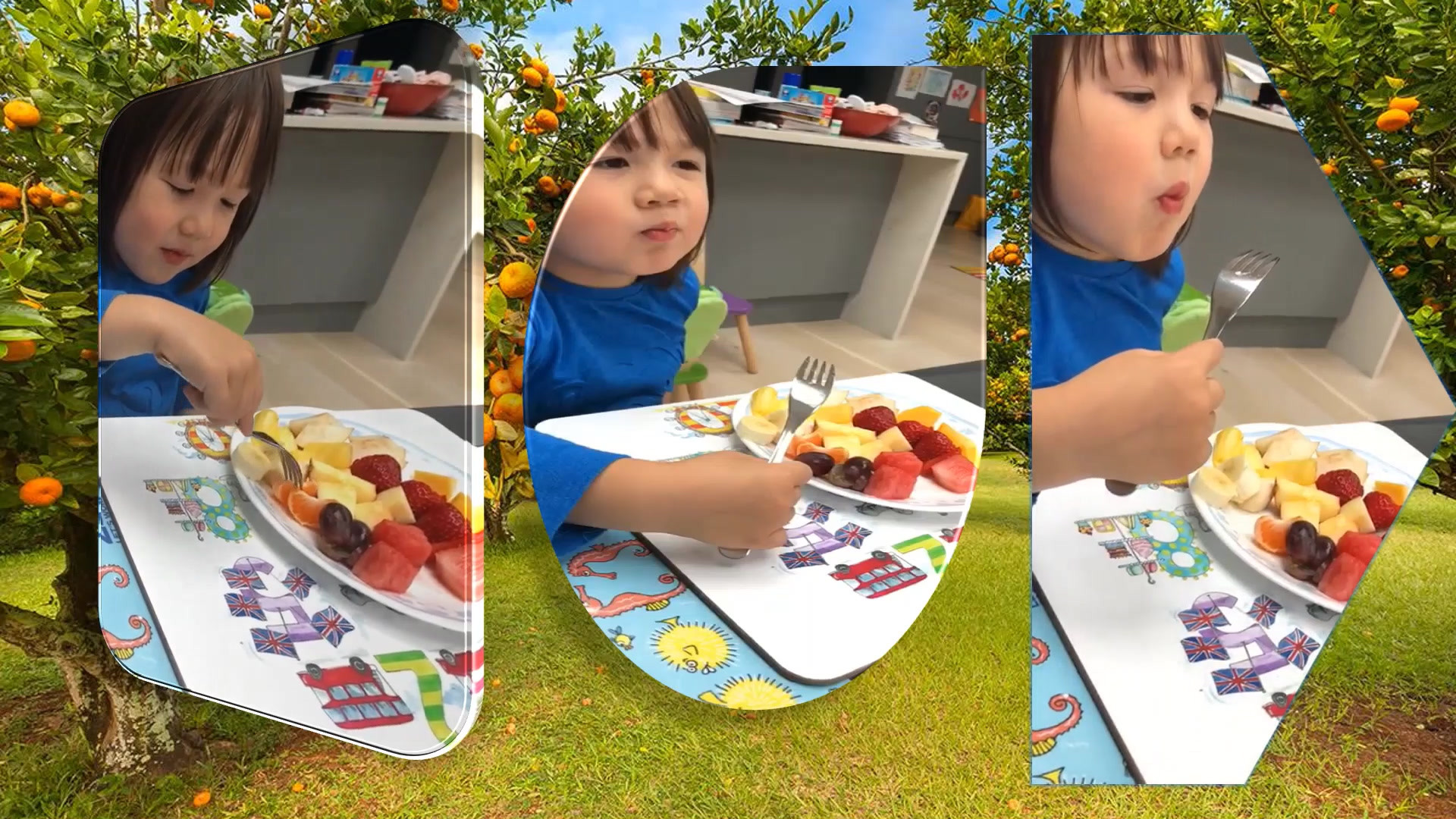Pearl Class Fruit Video