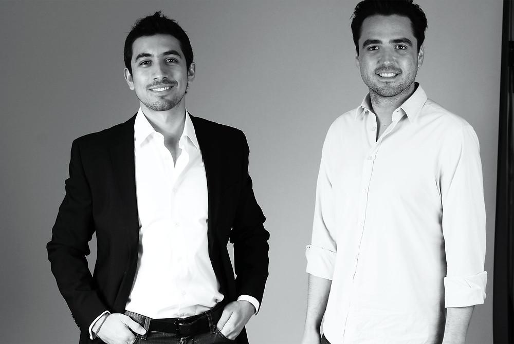Julio Gabbert and Luis Medina, Founders of CodeLumen