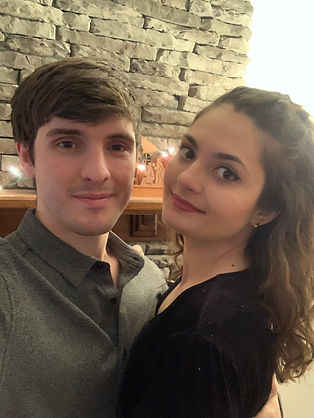 Bianca and Peter
