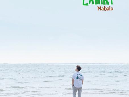 初アルバム「Mahalo」5月22日発売!!