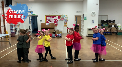 Stage Troupe - Dancing
