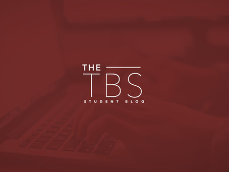 TBS Student Blog - Winter 2020/2021