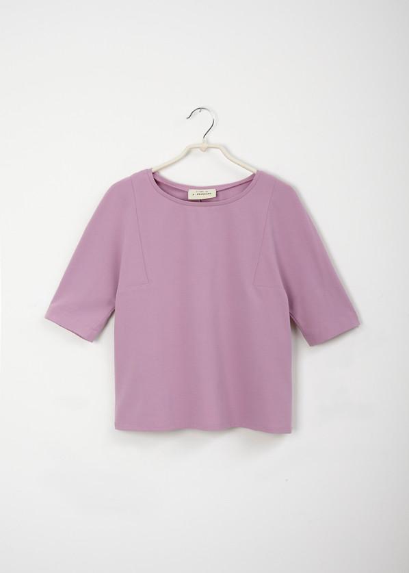 A • Shirt _an angle sleeve - lilac pink.jpg