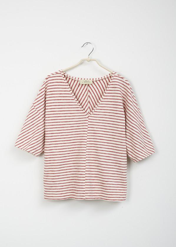 A • Shirt - a twisted arm - stripes.jpg