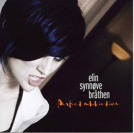 "Elin Synnøve - single cover ""Like a B-side"""