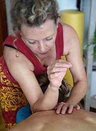 Aloha Mai - trapèze et dos