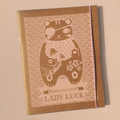 Lady Luck Notebook