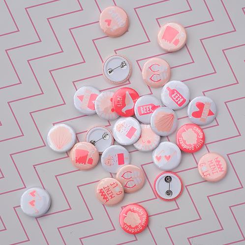 Pick N Mix Badges
