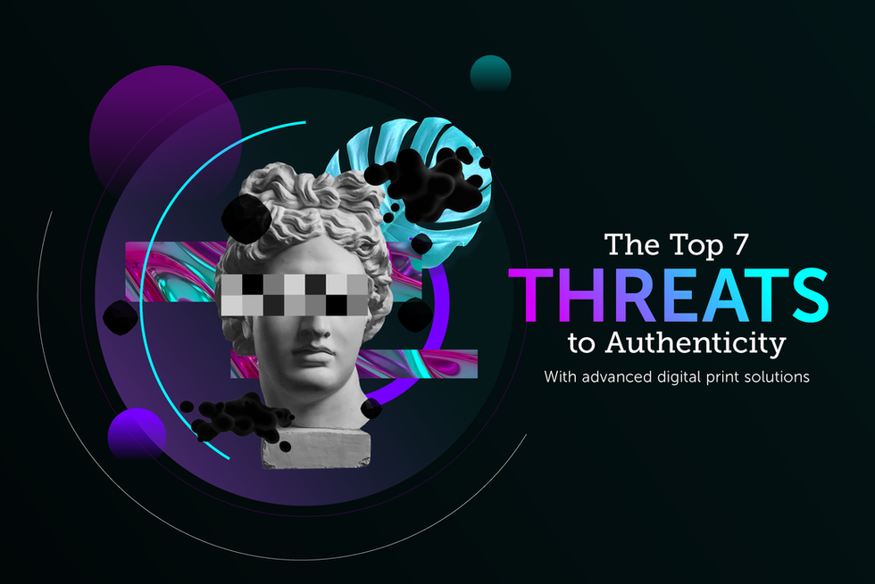 HP E-Book: Top 7 Threats to Authenticity