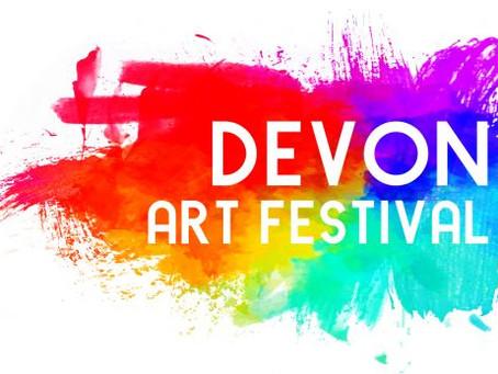 Devon Art Festival-Powderham-21st-22nd September 2019