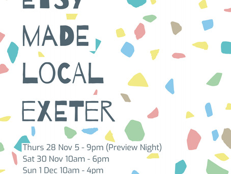 EXETER ETSY MADE LOCAL