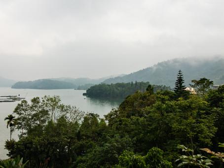 Yuchi Township, Part 1: Sun Moon Lake Wenwu Temple, and Yuchi TRES
